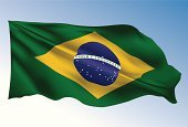 Brazil,Brazilian Flag,Flag,Brazilian Culture,Vector,Waving,Blowing,Design,Ripple,Green Color,Ilustration,Circle,Diminishing Perspective,Yellow,Travel Locations,Flag Blowing,Business,Flying Flag,Industry,waving flag,Symbol,Rippled,Blue