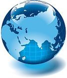 Globe - Man Made Object,Planet - Space,Earth,Glass - Material,Sphere,World Map,Shiny,Vector,Physical Geography,Map,Cartography,Symbol,Computer Icon,Travel Destinations,West - Direction,Time,Pacific Ocean,Business Travel,Travel,Clip Art,Land,Journey,Topography,Sea,continent,Business,Vector Icons,Business Travel,Illustrations And Vector Art,Nature,Nature Symbols/Metaphors