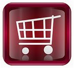 Design,Symbol,Shopping,Computer Icon,Basket,Interface Icons,Business,Red,Market,Paying,Isolated,Square,Finance,Square Shape,Buying,Stock Exchange,Dark,Shiny,Reflexion,Computer Graphic,Elegance,Style,Digitally Generated Image,Reflection,Glass - Material,Stock Market,Ilustration,Isolated-Background Objects,White,Shadow,Isolated Objects,Turquoise,No People,Single Object,render,vinous,Isolated On White