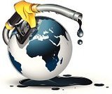 Pollution,Oil,Globe - Man Made Object,Earth,Fuel Pump,Gasoline,Fuel and Power Generation,Fossil Fuel,Leaking,Environment,Planet - Space,Refueling,Three-dimensional Shape,Oil Industry,Natural Gas,Sphere,Yellow,Vector,Nature Symbols/Metaphors,Power,Nature,Concepts And Ideas