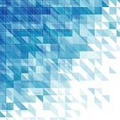 Abstract,No People,Mosaic,Square Shape,Background,Geometric Shape,Illustration,Shape,Backgrounds,Textured Effect,Vector,Triangle Shape,Blue