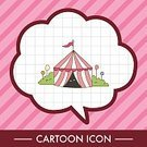 Celebration,Illustration,Circus,Backgrounds,Flag,Event,Fun,Vector,Architecture,Striped