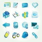 Internet,Religious Icon,Icon Set,Symbol,Connection,Link,Binoculars,Mobile Phone,Business,Web Page,Residential Structure,House,Blue,Hardhat,Pen,Chart,Document,Battery,Vector,Hard Drive,Vector Icons,Illustrations And Vector Art,Computer Monitor,Global Communications