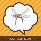 Adult,Women,Background,Animal,Mosquito,Cute,Illustration,Nature,Symbol,Ladybug,Bee,Insect,Backgrounds,Beetle,Vector