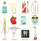 Dentist,Dental Health,Symbol,Computer Icon,Human Teeth,Religious Icon,Icon Set,Toothbrush,Dental Equipment,Dentist Office,Doctor,Apple - Fruit,X-ray,Healthcare And Medicine,Toothpaste,Medicine,Caduceus,Hospital,Dental Floss,Mouthwash,Mirror,Bottle,Electric Toothbrush,Syringe,premolar,Rotting,Vector Icons,Dental,Illustrations And Vector Art,Medicine And Science