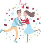Adult,flover,Celebration,Togetherness,Romance,Females,Men,Women,Background,Passion,Luke Young - Soccer Defender - Born 1979,Cute,Female,Valentine's Day - Holiday,Meeting,Boyfriend,Falling,Human Abdomen,Illustration,People,Butterfly - Insect,Backgrounds,Looking,Other,Vector,Embracing,Kissing,Holding