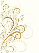 Pearl,Scroll Shape,Gold Colored,Flower,Pattern,Floral Pattern,Sparse,Backgrounds,Mother,Shape,White,Design,Decoration,Vector,Abstract,Symbol,Creativity,Beauty In Nature,Springtime,Celebration,Bouquet,Leaf,Ornate,Decor,Blossom,Nature,Illustrations And Vector Art,Nature Backgrounds,Vector Backgrounds,Vector Florals