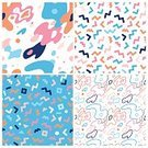 268399,61593,Sparse,Abstract,Simplicity,Retro Styled,Computer Graphics,Art And Craft,Art,Doodle,Old-fashioned,Geometric Shape,Ornate,Single Line,Illustration,Fashion,Bright,Funky,Wrapping Paper,Backdrop,1980-1989,Computer Graphic,Aubusson,Seamless Pattern,Decoration,Paint,Backgrounds,Confetti,Modern,Arts Culture and Entertainment,Print,Fun,Vector,Bright,Triangle Shape,Design,Striped,Vibrant Color,Textured,Pattern,White Color,Textile,Design Element