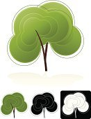 Oak Tree,Branding,Tree,Black Color,White,Simplicity,Green Color,Branch,Symbol,Valley Oak,Environment,Leaf,Design,Nature,Generic,Vector,Computer Icon,Classic,Design Element,Plant,Insignia