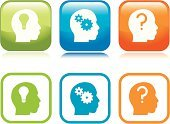 trivia,Human Brain,Intelligence,Symbol,Human Head,Gear,Question Mark,Thinking,Computer Icon,Interface Icons,Square Shape,Contemplation,Green Color,Motivation,Vector,Light Bulb,Confusion,Orange Color,Ideas,Inspiration,Creativity,Imagination,Blue,Design Element,Vector Icons,Incentive,Illustrations And Vector Art,Design,Shiny,Concepts And Ideas,Human Mind,Isolated Objects
