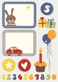 Birthday,Picture Frame,Little Boys,Frame,Toy,Number,Car,Monkey,Racecar,Cupcake,Cake,Frame,Rabbit - Animal,Party - Social Event,Pattern,Candle,Symbol,Heart Shape,Vector,Balloon,bookplate,Invitation,Ilustration,Design,Gift,Funky,Star Shape,Blank,Celebration,Design Element,Vector Ornaments,Blue,Illustrations And Vector Art