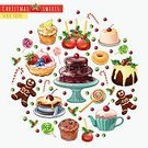 Adult,Freshness,Refreshment,Celebration,Men,Holiday,Event,Decor,Food,Tray,Sweet Food,Travel Destinations,Plate,Cream,Candy,Chocolate,Cookie,Cake,Fountain,Chef,Cooking,Party - Social Event,Christmas,Fruit,Cherry,Decoration,Berry Fruit,Blackberry - Fruit,Raspberry,Dessert,Sweet Pie,Lollipop,Waffle,Baked,Greeting Card,Illustration,Inviting,Fruitcake,Gingerbread Cake,Gourmet,Group Of Objects,Vector,Caramel,Cupcake,Drinking Fountain,Holiday - Event,Invitation,Vacations,Greeting,Walking Cane
