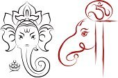 Ganesh,Ganesha,India,Indian Culture,Hinduism,God,Vector,Indian Ethnicity,Lords,Ilustration,Calligraphy,Ethnicity,Decoration,Abstract,Sketch,Decor,dharma,Vector Ornaments,Religion,Indian Subcontinent Ethnicity,Creativity,Illustrations And Vector Art,hand drawn,Spirituality,Concepts And Ideas,Ornate,Religion