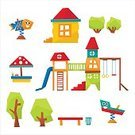 Child,Preschool Age,81352,playset,Cut Out,Adventure,Celebration,Childhood,Balance,Ladder,Seesaw,Swinging,Outdoors,Equipment,Cute,Sander,Activity,Illustration,Symbol,Sand Trap,Hill,Golf Swing,Education,Clip Art,Sandbox,Playful,Tree,Fun,Vector,Single Object