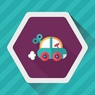 Child,Childhood,Car,Wheel,Toy,Illustration,Circle,Convertible,Land Vehicle,Fun,Vector,Side View