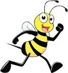 Bee,Bumblebee,Running,Honey Bee,Insect,Exercising,Queen Bee,Track Event,Jogging,Relaxation Exercise,Carpenter Bee,Stinging Insect,Animal Running,Small Insect,Concepts And Ideas,flying insect,Exercise,Insects,Healthy Lifestyle,Beauty And Health,Animals And Pets
