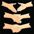 Handshake,Human Hand,Vector,Human Arm,Social Grace,Ilustration,Business,Cooperation,Image Sequence,Gesturing,Sign Language,Continuity,Fingernail,Gripping,Multiple Image,Greeting,Holding,Touching,Sign,Thumb,Action,Human Finger,Message,Business,People,Concepts And Ideas