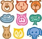 Bear,Owl,Dog,Cartoon,Symbol,Animal,Horse,Cute,Frog,Elephant,Humor,Vector,Doodle,Snake,Computer Graphic,Abstract,Push Button,Clip Art,Posing,Ilustration,Smiley Face,Drawing - Art Product,Smiling,Design,Collection,Art Product,Cut Out,Conceptual Symbol,Animals And Pets,stock art,Illustrations And Vector Art,Clipping Path