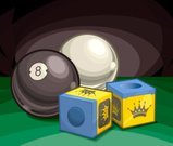 Pool Game,Pool Table,Eight Ball,Chalk,Ball,Cue Ball,Sports Symbols/Metaphors,Sports And Fitness