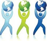 Stick Figure,Globe - Man Made Object,Earth,World Map,Holding,Green Color,Planet - Space,Blue,Carrying,Environmental Conservation,Picking Up,USA,Map,Cartography,Sphere,Outline,Heavy,South America,The Americas,Topography,North America,Illustrations And Vector Art,Travel Locations,Shadow,Accuracy,Concepts And Ideas