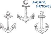 Cut Out,Security,Retro Styled,Anchorage - Alaska,Computer Graphics,Sketch,Equipment,Sea,Old-fashioned,Old,Anchor - Vessel Part,Illustration,Obsolete,Computer Icon,Symbol,Heavy,Computer Graphic,Navy,Nautical Vessel,Vector,Old,Design,Navy Blue,Pattern