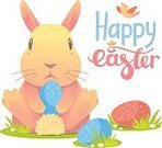 Celebration,Computer Graphics,Day,Calligraphy,Meadow,Animal,Cute,Congratulating,Engraved Image,Illustration,Greeting,Writing,Symbol,Inviting,Easter,Swirl,Invitation,Computer Graphic,Bird,Wishing,Decoration,Newspaper Headline,Gift,Season,Hare,Typescript,Grass,Vector,Text,Sitting,Pink Color,Holding