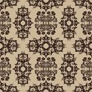 Pattern,Luxury,Antique,Textile,Seamless,Brown,Retro Revival,Floral Pattern,Old-fashioned,1940-1980 Retro-Styled Imagery,Ilustration,Victorian Style,Backgrounds,Repetition,Old,Wallpaper Pattern,Vector,Ornate,Swirl,Decoration,Sepia Toned,Elegance,Continuity,Digitally Generated Image,Computer Graphic,Beige,vector illustration,Illustrations And Vector Art,No People,Vector Backgrounds,Vector Florals,Vector Ornaments