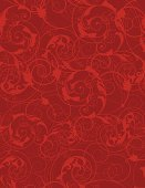 Backgrounds,Pattern,Christmas,Swirl,Seamless,Red,Floral Pattern,Flower,Holiday,Vine,Retro Revival,Frame,Scroll Shape,Vector,filigree,Christmas Paper,Victorian Style,Wallpaper Pattern,Ornate,Elegance,Paper,Old-fashioned,Growth,Gothic Style,Wrapping Paper,Leaf,Art Nouveau,Spiral,Computer Graphic,Art Deco,Antique,No People,Digitally Generated Image,Design Element,Vertical,Curve,Engraving,Holidays And Celebrations,Illustrations And Vector Art,Engraved Image,Christmas,Copy Space,Empty,Vector Florals,Blank,Leaf Design,Foliate Pattern