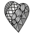 Abstract,Symmetry,Romance,Computer Graphics,Sketch,Love,Sign,Doodle,Beauty,Ornate,Valentine's Day - Holiday,Monochrome,Beautiful People,Coloring,Illustration,Symbol,Computer Graphic,Heart Shape,Decoration,Drawing - Activity,Monochrome,Backgrounds,Vector,Pattern,Tattoo,White Color