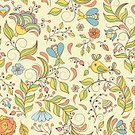 Abstract,Composition,Repetition,Retro Styled,Vignette,Color Image,Deco - Soccer Player,Flower,Background,Plant,Animal Wing,Doodle,Animal,Wallpaper,Ornate,Fashionable,Summer,Illustration,Nature,Leaf,Animal Markings,Single Flower,Swirl,Seamless Pattern,Bird,Decoration,Part Of,Insect,Branch,Backgrounds,Blossom,Animal Body Part,Vector,Springtime,Orange Color,Multi Colored,Pattern,Floral Pattern,Colors,Yellow