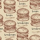 Abstract,Repetition,Creativity,Retro Styled,Sandwich,Burger,Computer Graphics,Art And Craft,Background,Cafe,Art,Package,Doodle,Old-fashioned,Sausage,Package,Template,Illustration,Chicken Meat,Restaurant,Icon Set,Computer Icon,Poster,Cooking,Inviting,Food,Hipster - Person,Hamburger,Invitation,Computer Graphic,Seamless Pattern,Brochure,Backgrounds,American Culture,Flyer - Leaflet,Menu,Chef,Print,Vector,Dinner,Barbecue Grill,Design,Drawing - Art Product,Party - Social Event,Pattern