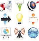 Marketing,Symbol,Computer Icon,Icon Set,International Landmark,Presentation,Arrow,Megaphone,Target,People,Globe - Man Made Object,Light Bulb,Development,Lighting Equipment,Promotion,Bullhorn,Sign,Ideas,Vector,Earth,Interface Icons,Inspiration,Broadcasting,Tower,Easel,announce,Design,demographic,Sales Occupation,Arrow Symbol,Planet - Space,Pie Chart,Sphere,Color Image,Clip Art,Series,Ilustration,Decoration,Message,Part Of,Clipping Path,Illustrations And Vector Art,Business Symbols/Metaphors,Business,Vector Icons,accent,market share