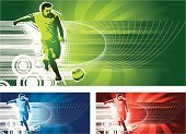 Soccer,Soccer Ball,Sport,Soccer Player,Ball,Kicking,Action,Energy,Vector,Running,Vitality,Youth Culture,Design,Excitement,Green Color,Motion,Expertise,Men,Professional Sport,One Person,Blue,Power,Athlete,Red,Shooting at Goal,Circle,Striped,Recreational Pursuit,Halftone Pattern,Striker,2014,Brazil,Male,Ilustration,Competitive Sport,Duotone,Strength,Young Men,Competition,Team Sport,Skill,Curve,One Man Only,Brazil 2014,Soccer Pro,Effort,Aiming