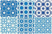 Abstract,Marrakesh,Arabia,Morocco,No People,Mosaic,Craft,Art And Craft,Geometric Shape,Ornate,Islam,Illustration,Glazed Food,Glazed,Cultures,Seamless Pattern,Decoration,Backgrounds,Flooring,Decor,Vector,Architecture,Blue,Multi Colored,Pattern,Textile
