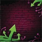 Graffiti,Hip Hop,Hip Hop,Wall,Brick,Backgrounds,Purple,Surrounding Wall,Dirty,Grunge,Rap,Green Color,Arrow Symbol,Street,Adolescence,Concrete,Crime,Design,Textured,Label,Built Structure,Youth Culture,Textured Effect,Style,Design Element,Painted Image,Urban Scene,Symbol,Part Of,No People,Vector Backgrounds,Demolished,Vector Icons,Vector Ornaments,Illustrations And Vector Art,Vandalism