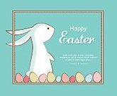 Celebration,Computer Graphics,Animal,Cute,Ornate,Congratulating,Mammal,Illustration,Greeting,Inviting,Joy,Easter,Cultures,Invitation,Computer Graphic,Bird,April,Decoration,Gift,Season,Hare,Flame,Grass,Fun,Decor,Vector,Holding