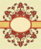 Islam,Pattern,Seal - Stamp,Art Nouveau,Nobility,Banner,Frame,Vector,Ornate,Victorian Style,Retro Revival,Invitation,Old-fashioned,Gothic Style,Decoration,Dirty,Damaged,Grunge,Insignia,Scroll,Wallpaper Pattern,Antique,Orange Color,Nature,Single Line,Design Element,Red,Ribbon,Spiral,Symmetry,Elegance,Striped,Textured,Luxury,Scroll Shape,Swirl,Vertical,Yellow,Vibrant Color,Stained,No People,Weathered,Fluer De Lys,Nature
