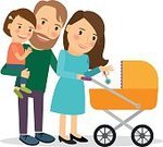 Child,Baby,Adult,Newborn,Young Adult,Little Baby,Cut Out,Care,Togetherness,Bonding,New Life,Girls,Females,Men,Women,Love,Cute,Wedding,Cartoon,Mother,Summer,Sister,Illustration,People,Wife,Husband,,Family,Young Family,Couple - Relationship,Happiness,Parent,Baby Stroller,Daughter,Nanny,Preschool,Care,Baby Carriage,Father,Lifestyles,Vector,Walking,Preschool Building,Smiling,White Color