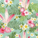 61814,268399,Romance,Retro Styled,Flower,Tropical Climate,Day,Feather,Wedding,Hibiscus,Scrapbook,Old-fashioned,Valentine's Day - Holiday,Illustration,Leaf,Greeting,Inviting,Valentine Card,Happiness,Invitation,Aubusson,Seamless Pattern,Plan,Decoration,Backgrounds,Ornamental Garden,Plan,Blossom,Formal Garden,Announcement Message,Textured Effect,Vector,Design,Party - Social Event,Pattern,Floral Pattern,Design Element