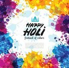 Abstract,Celebration,Creativity,India,Indian Culture,Computer Graphics,Heading the Ball,Ornate,Collection,Hinduism,Illustration,Computer Graphic,Decoration,Backgrounds,Ringing,Holi,Fun,Vector,Multi Colored,Greeting