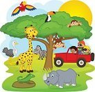 Child,Baby,60161,Adventure,Exploration,Relaxation,Journey,Girls,Boys,Africa,Monkey,Binoculars,Tropical Climate,Safari,Outdoors,Animal Wildlife,Animal,Leisure Activity,Cartoon,Tropical Rainforest,Mammal,Animals In The Wild,Iguana,Safari Animals,Illustration,People,Postcard,Zoo,Ostrich,Isolated,Jeep,4x4,Rhinoceros,Camera - Photographic Equipment,Young Animal,Parrot,Public Park,Zebra,Giraffe,Tree,Toucan,Vector,Animated Cartoon,Photography Themes,Safari