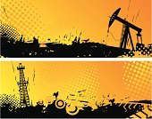Oil,Oil Industry,Backgrounds,Grunge,Vector,Symbol,Pattern,Banner,Ilustration,Spotted,Spray,Decor,Backdrop,Computer Graphic,Orange Color,Abstract,Horizontal,Image,Black Color,Color Image,Painted Image,Shape,Decoration,Modern,Silhouette,Style,Design Element,Wallpaper Pattern,Ornate