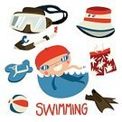 Child,268399,Close-up,Childhood,Boys,Computer Graphics,Scuba Diving,Sign,Sea,Exercising,Swimming,Healthy Lifestyle,Activity,Cartoon,Snorkel,Collection,Summer,Illustration,Image,Symbol,Sport,Isolated,Computer Graphic,Aubusson,Swimming Pool,Diving Flipper,Glass - Material,Beach,Water,Lifestyles,Fun,Vector,,Personal Accessory,Vacations,Flip-flop,Swimwear,Design Element