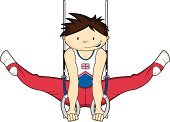 Gymnastics,Gymnastic Rings,Cartoon,Sport,Ilustration,Vector,Strength,Men,British Flag,Balance,Clip Art,Sports Clothing,Hanging,Flag,Fun,Illustrations And Vector Art,Sports And Fitness,Cute,Modern,Funky,Computer Graphic,People,Characters,Professional Sport,Brown Hair,Vector Cartoons,Tank Top