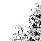 filigree,At The Edge Of,Swirl,Floral Pattern,Black Color,Squiggle,Ornate,Angle,Scroll Shape,Leaf,Retro Revival,Old-fashioned,Decoration,Vector,Elegance,Gothic Style,Victorian Style,Antique,Spiral,Design Element,Corner Design,Vector Backgrounds,Vector Florals,Intricacy,Vector Ornaments,Illustrations And Vector Art