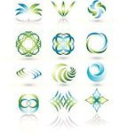 Sign,Circle,Shape,Design,Symbol,Swirl,Design Element,Icon Set,Pattern,Form,Part Of,Vector Icons,Illustrations And Vector Art,corporate design