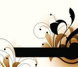 Beauty,Black Color,Flower,White,Swirl,Backgrounds,Vegetable,Banner,Abstract,Pattern,Floral Pattern,Spray,Dirty,Fashion,Inside Of,Scroll Shape,Paint,Placard,Vector,Growth,Modern,Curled Up,Computer Graphic,Design Element,Ornate,Paintings,flourishes,Ilustration,Art,Dark,Plant,Decor,Elegance,Color Image,Creativity,Decoration,Branch,Concepts,Style,Ideas,Painted Image,Vector Backgrounds,Image,Illustrations And Vector Art,Complexity,Vector Florals,Vector Icons,Intricacy