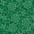Horizontal,No People,Flower,Illustration,Leaf,Seamless Pattern,Backgrounds,Pattern