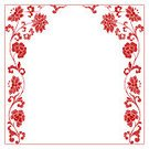 Borderframe,Raster Graphics,Frame,Square,No People,Flower,Illustration,Baroque Style,Decoration,Backgrounds