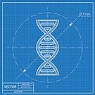 Biology,Computer Graphics,Blueprint,Biotechnology,Spiral,Sign,Molecular Structure,Science,Illustration,People,Chromosome,Symbol,Technology,Computer Graphic,Strand - South Africa,Cloning,Coding,Illness,Vector,DNA
